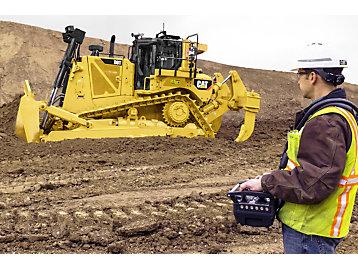 Cat COMMAND voor dozeren in de bouw