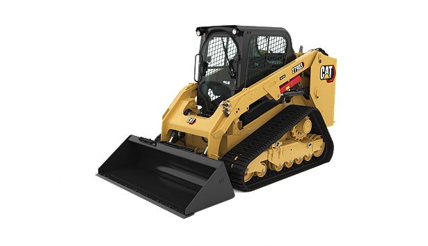 Cat® 279D3 Compact Track Loader