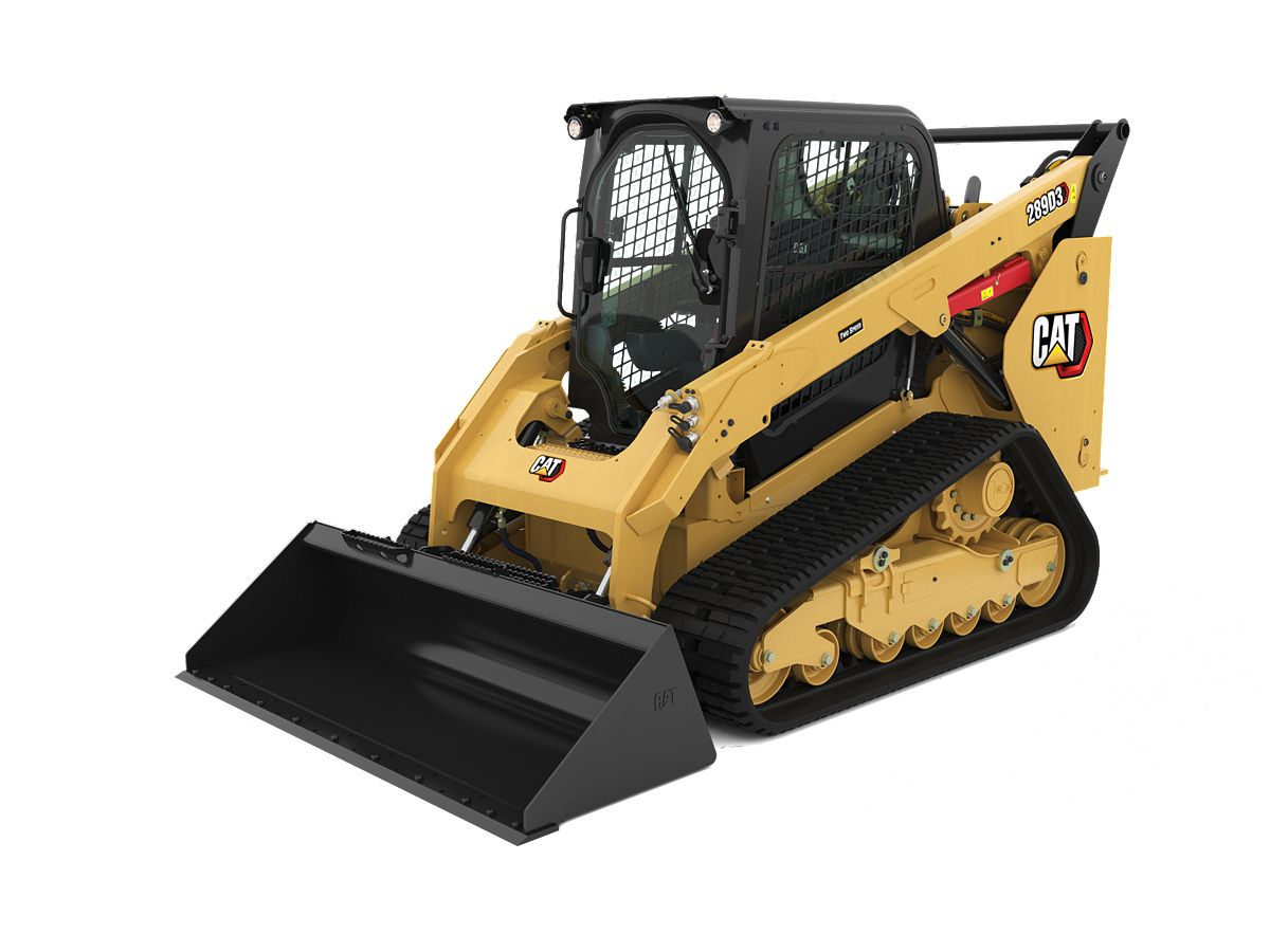 Cat® 289D3 Compact Track Loader