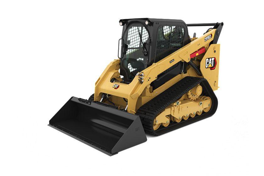 Cat® 289D3 Compact Track Loader