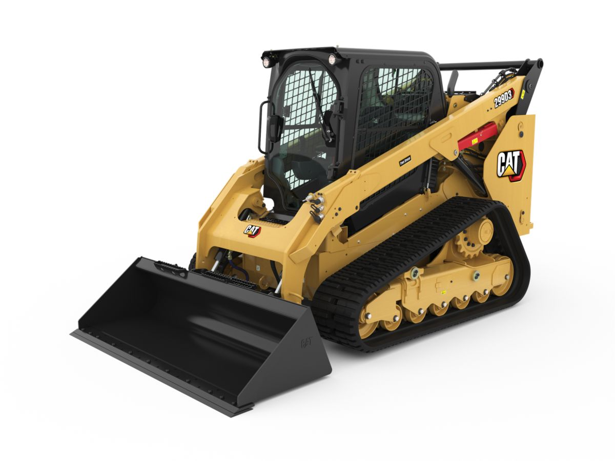 299D3 Compact Track Loader