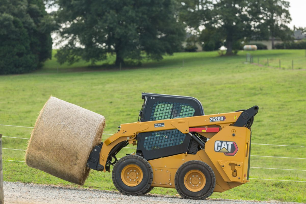 Cat® 262D3 Skid Steer Loader>