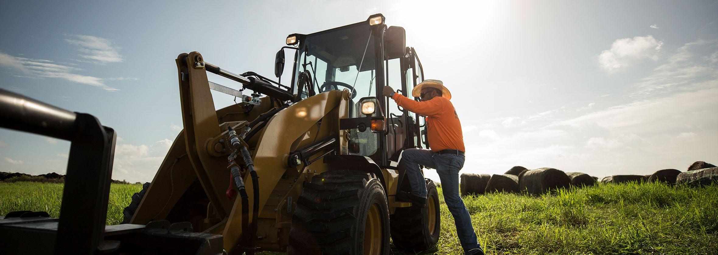 Cat Agriculture Equipment Solutions Caterpillar