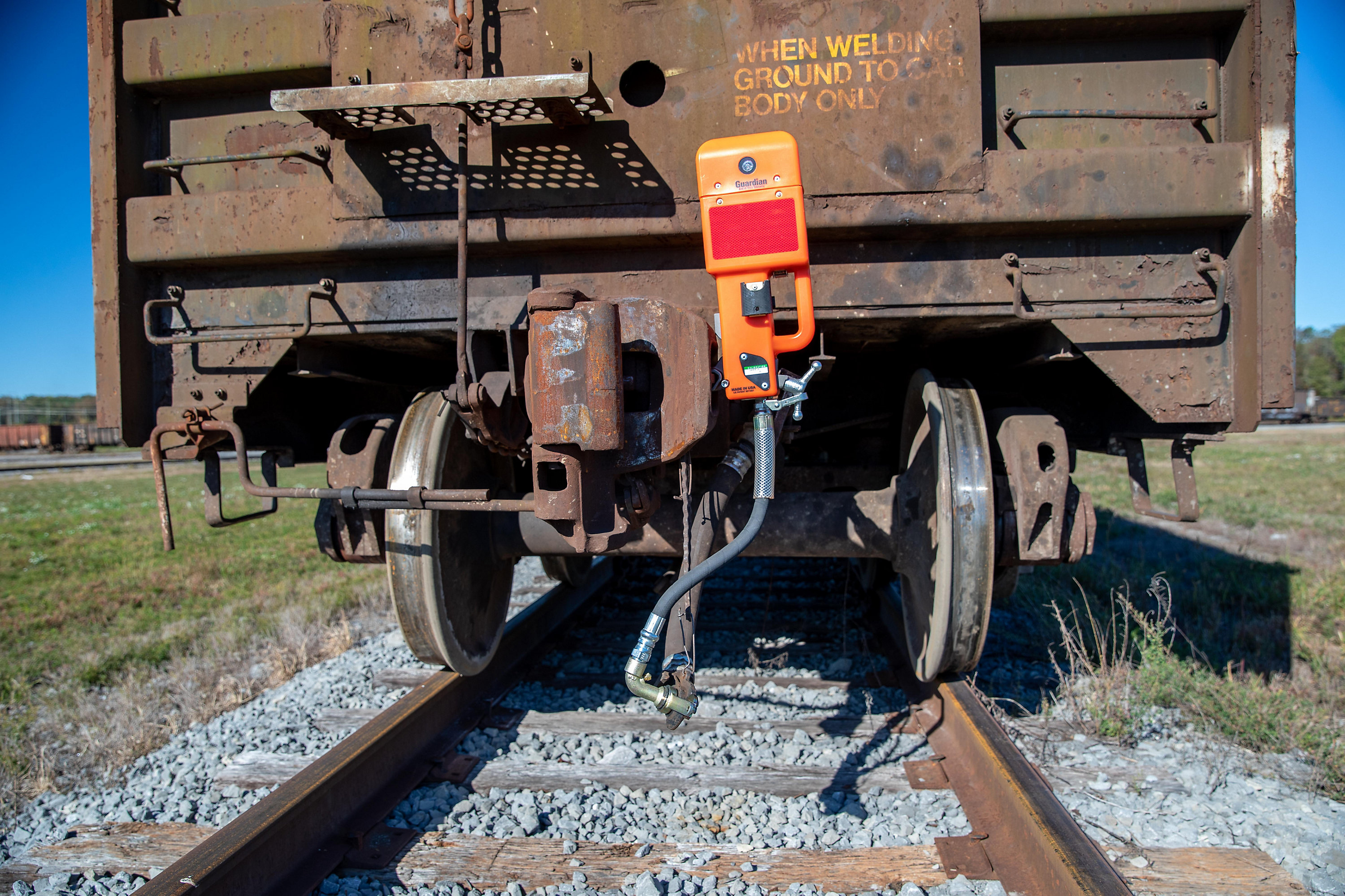 End of Train Device, EOT