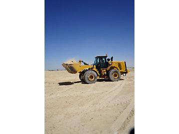 Cat 966 GC Medium Wheel Loader