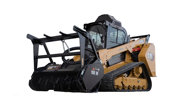 Cat® 299D3 XE Land Management Compact Track Loader