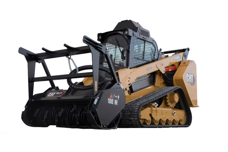 Skid Steer and Compact Track Loaders - 299D3 XE Land Management