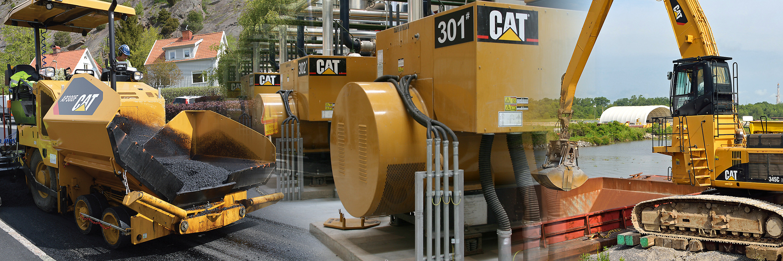 Cat 机器
