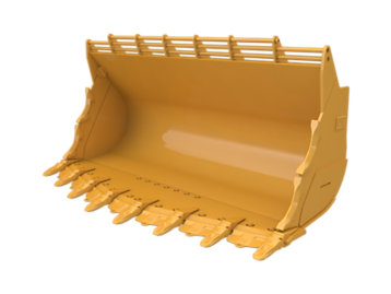 Rock  Bucket 4.0m³ (5.25yd³)Performance Series