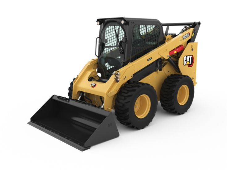 Skid Steer and Compact Track Loaders - 272D3