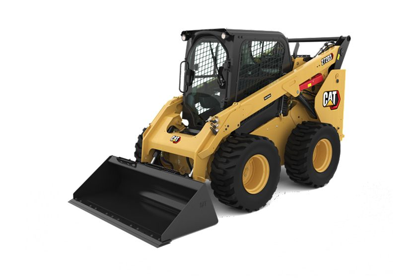 Cat® 272D3 Skid Steer Loader
