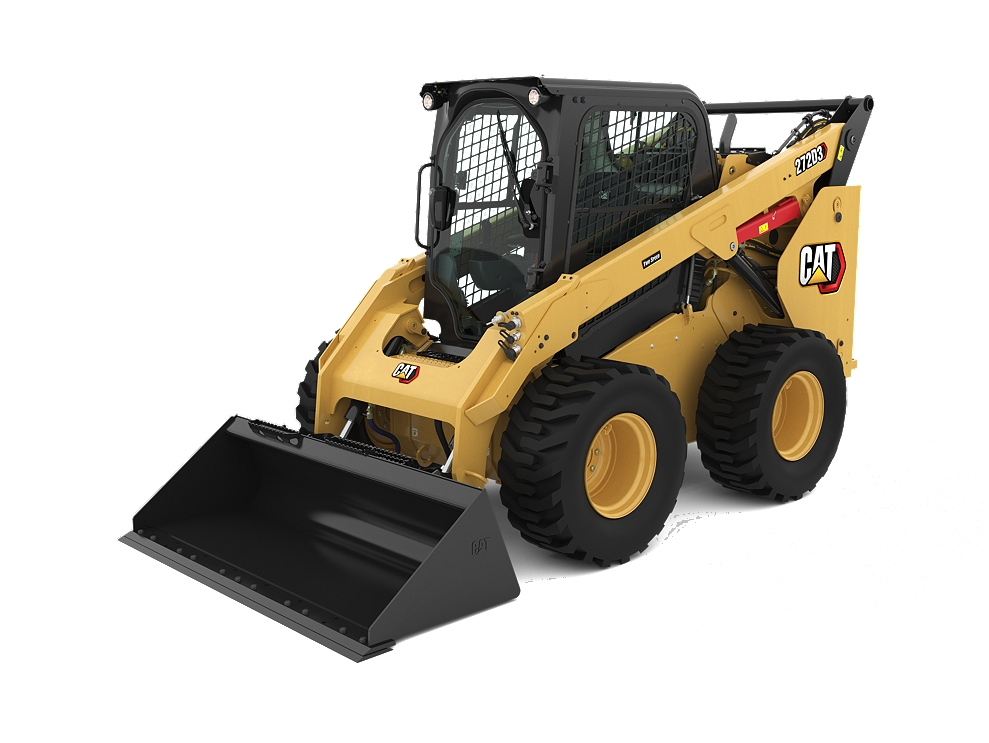 Cat® 272D3 Skid Steer Loader