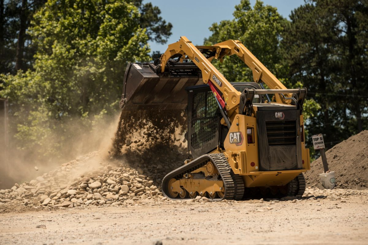 Compact Track Loaders 259D3