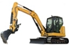 306 CR Mini Hydraulic Excavator