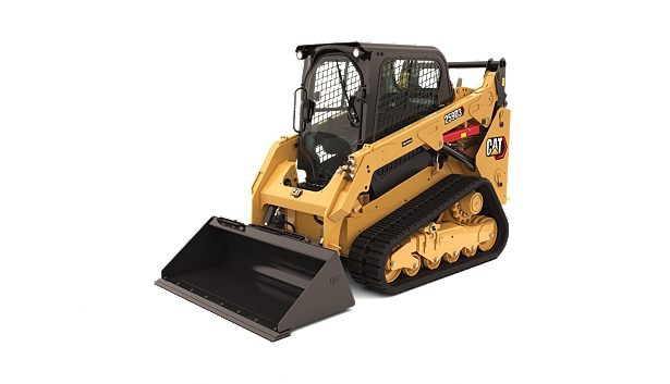 Cat® 259D3 Compact Track Loader
