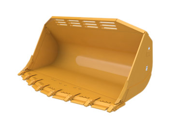 Rock  Bucket 5.1m³ (6.67yd³)