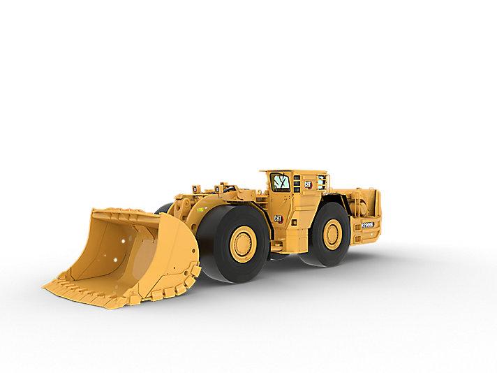 R2900G Underground Mining Load Haul Dump (LHD) Loaders | Cat | Caterpillar