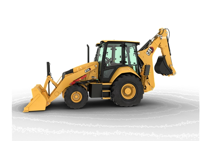 New Cat 415 Backhoe Loader For Sale In Indiana Macallister Machinery