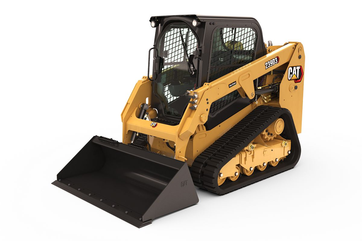 239D3 Compact Track Loader