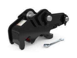 Dual Lock™ Pin Grabber Couplers - Mini Excavator