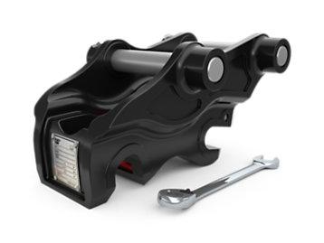 2 Ton Excavators Dual Lock™ Pin Grabber