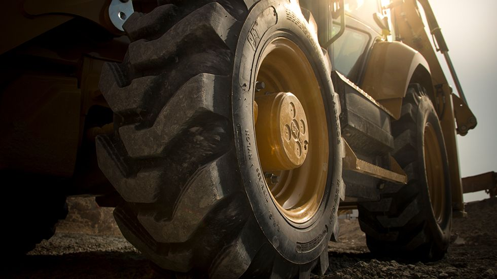 Changing Wheel and Tire Sizes on a Loader
