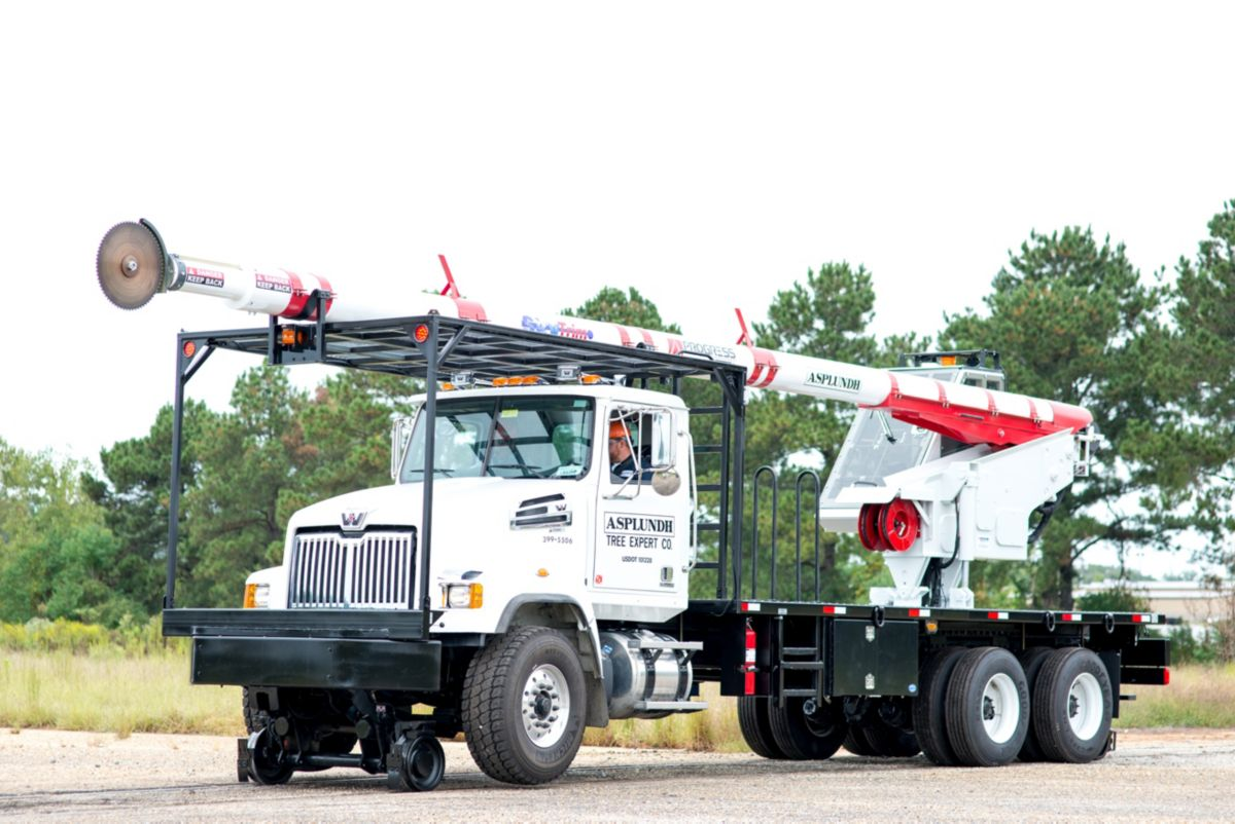 SkyTrim 75HRT, Mechanical Tree Trimmer