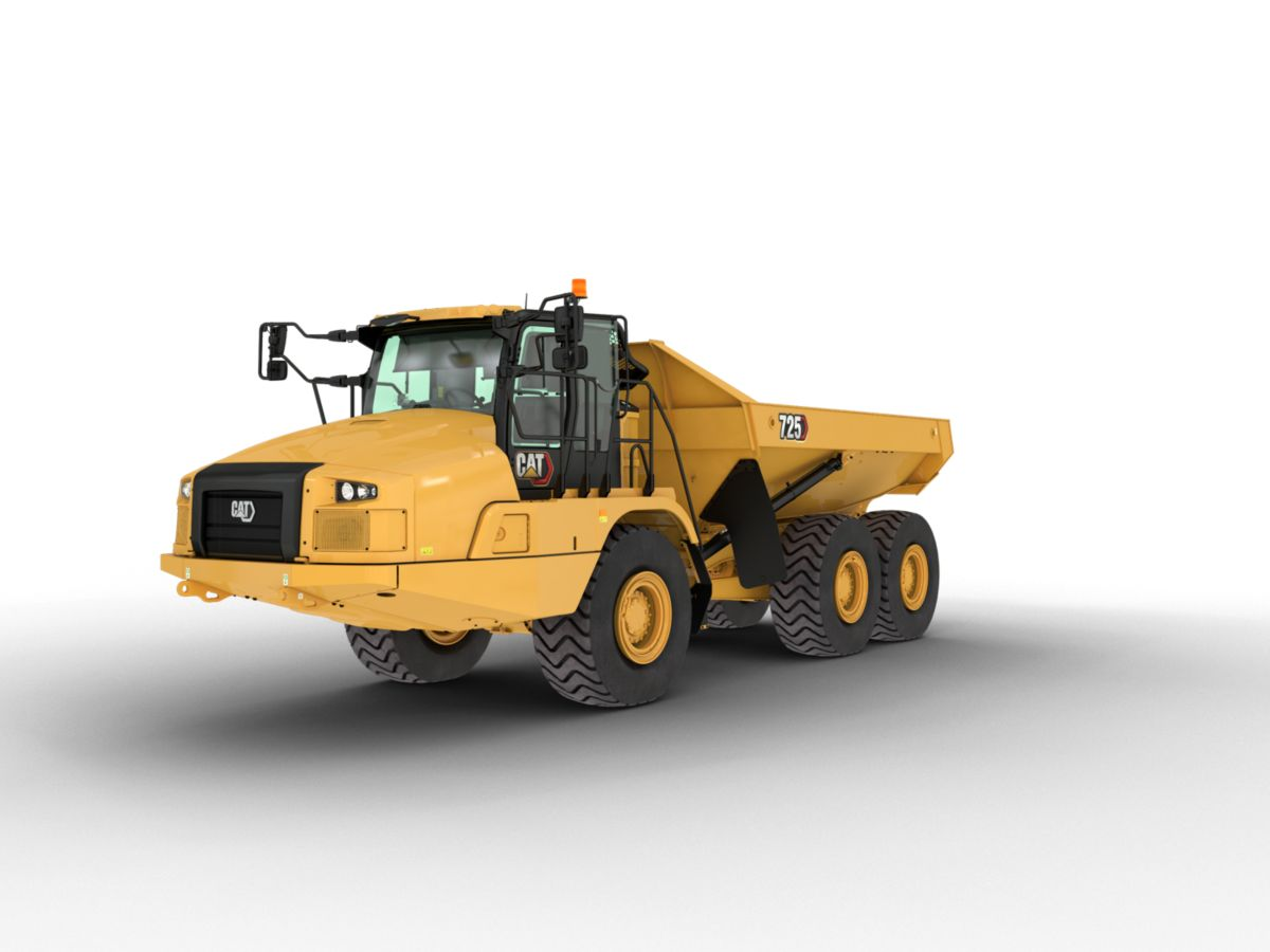 New Caterpillar 725