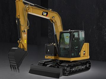 0% for 60 Months with Zero Down on a New Cat Mini Excavator