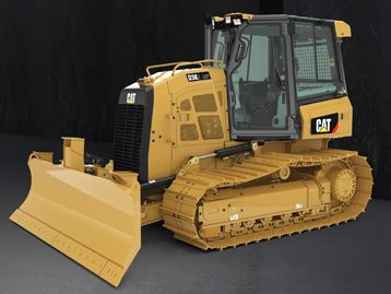0% for 48 Months with Zero Down on a New Cat Small Dozer