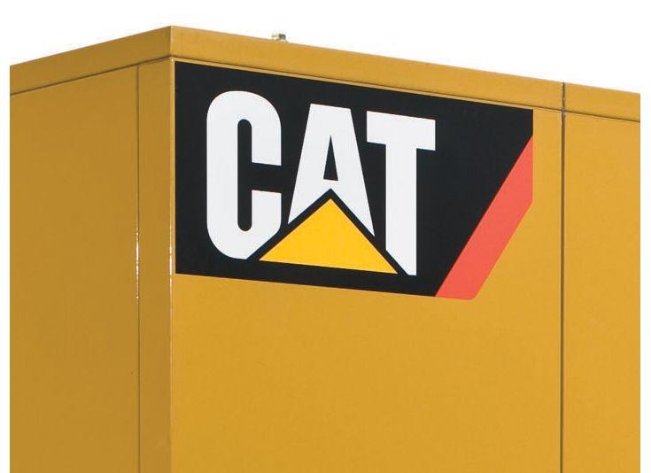 Generator Set Enclosures - C15 High Ambient Acoustic Enclosure