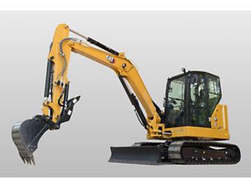 306 CR Mini Excavator