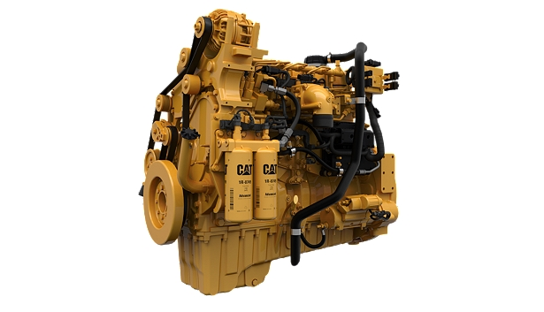 C9.3B Tier 4 Diesel Engines - Highly Regulated