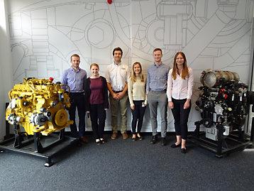 Peterborough engineering interns and graduates