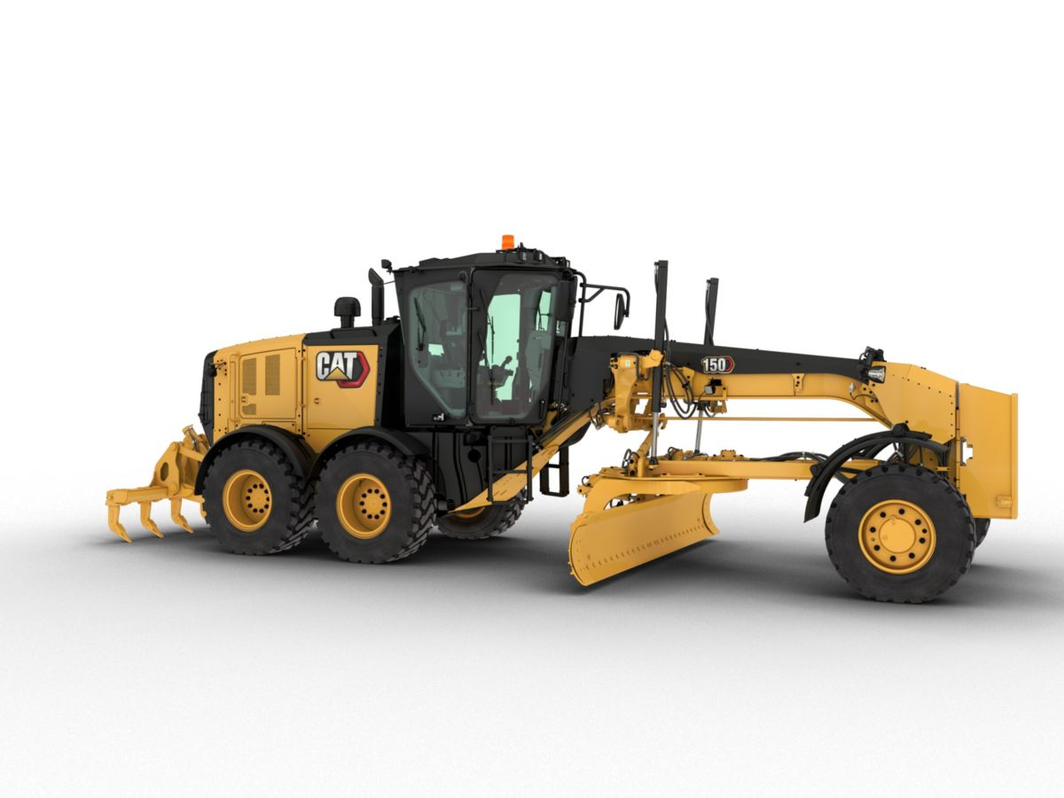New CaterpillarMotor-Graders