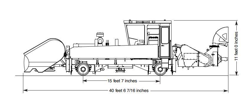 Kershaw® Ballast Regulator Model 60 Snow Fighter