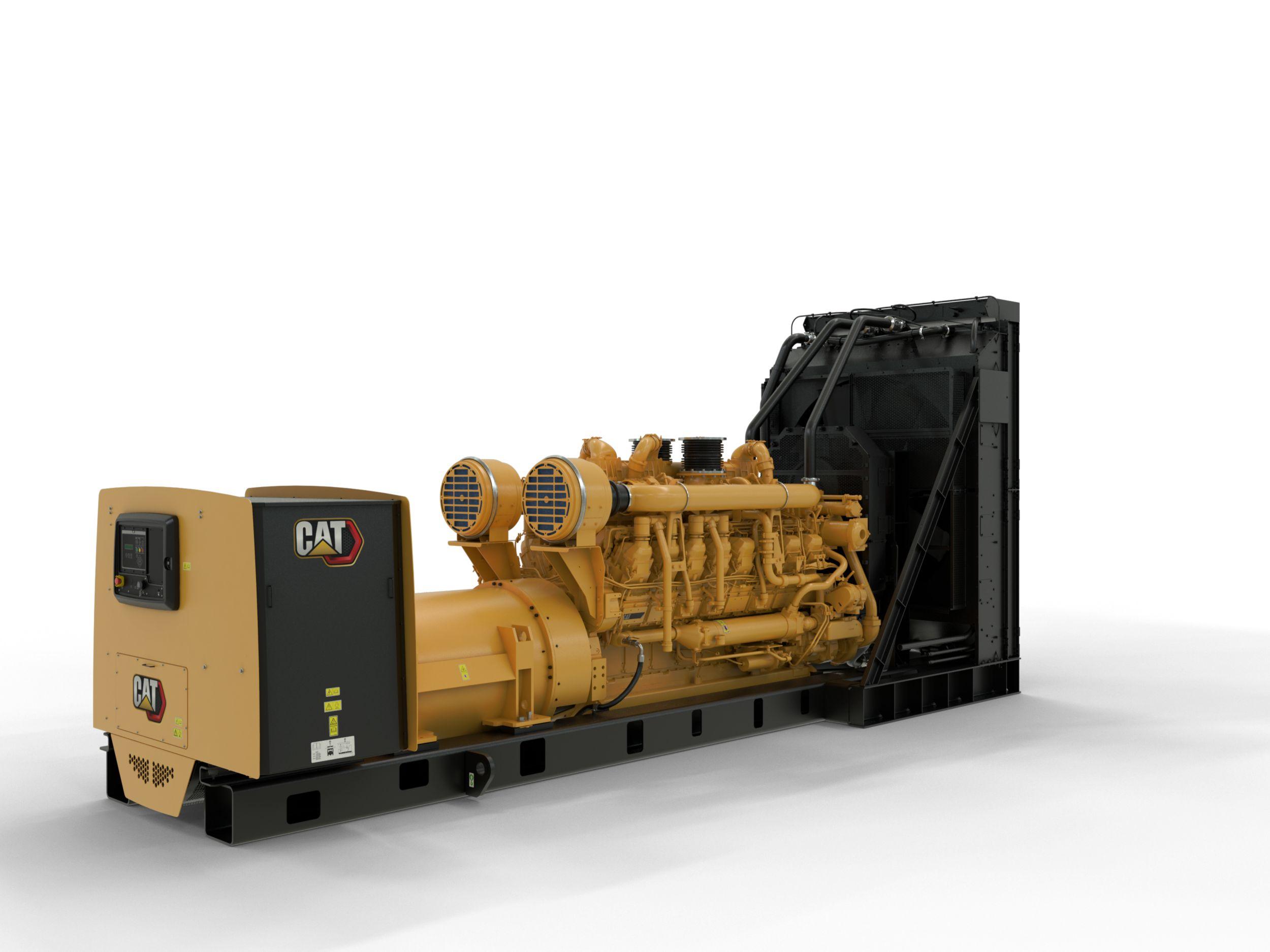 3516E Low Voltage Generator Set