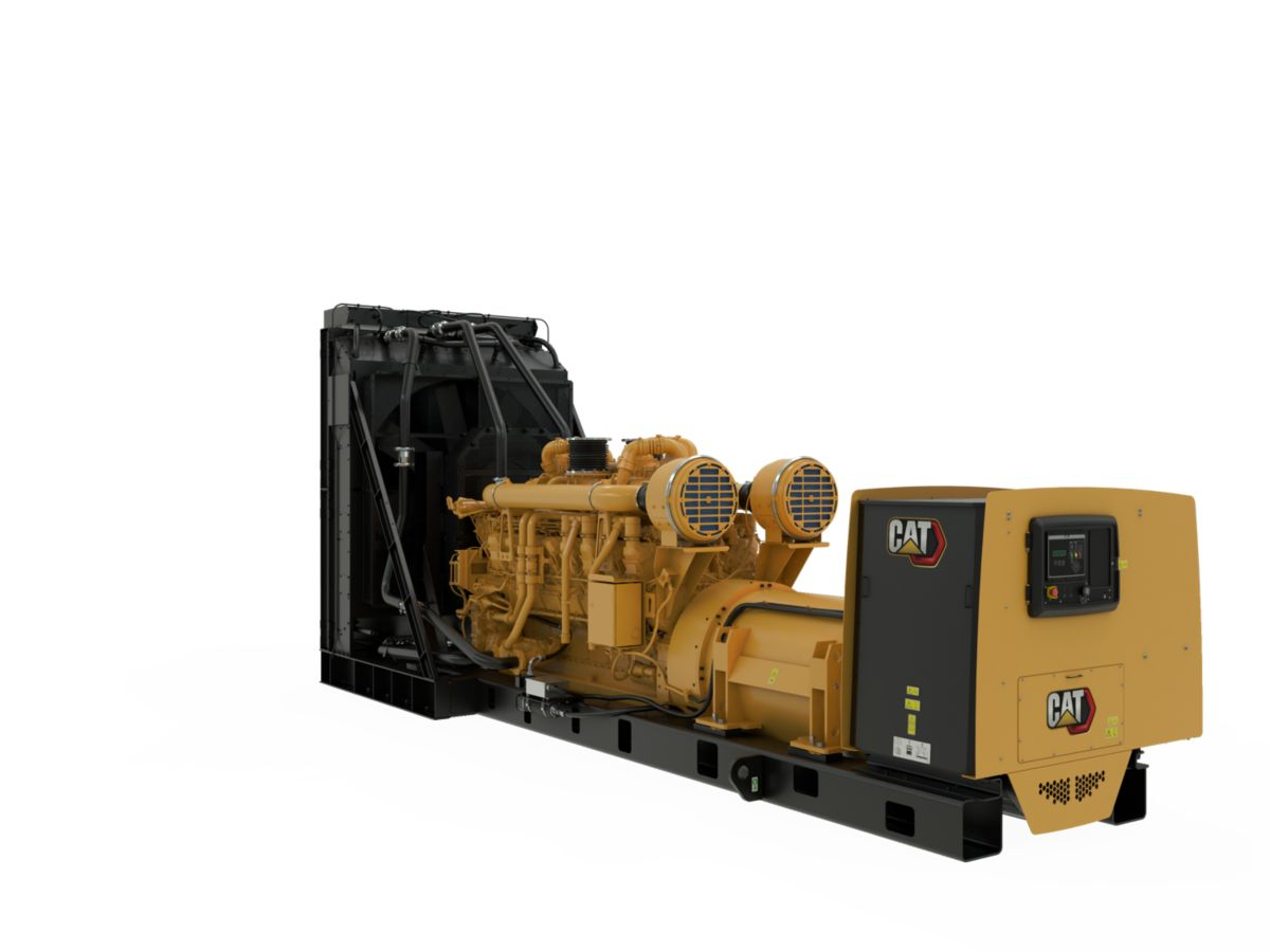 3516E Package Genset - High Voltage>
