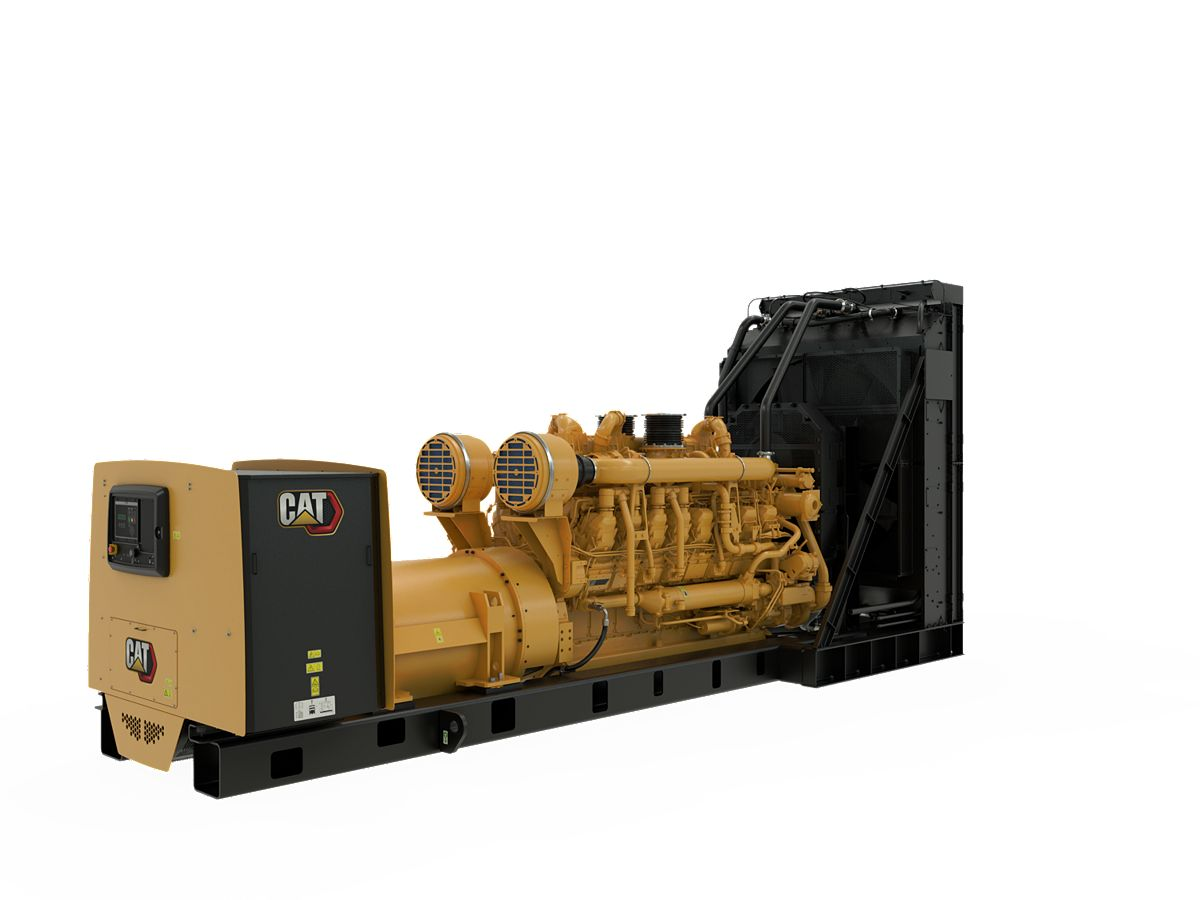 3516E Package Genset – Low Voltage