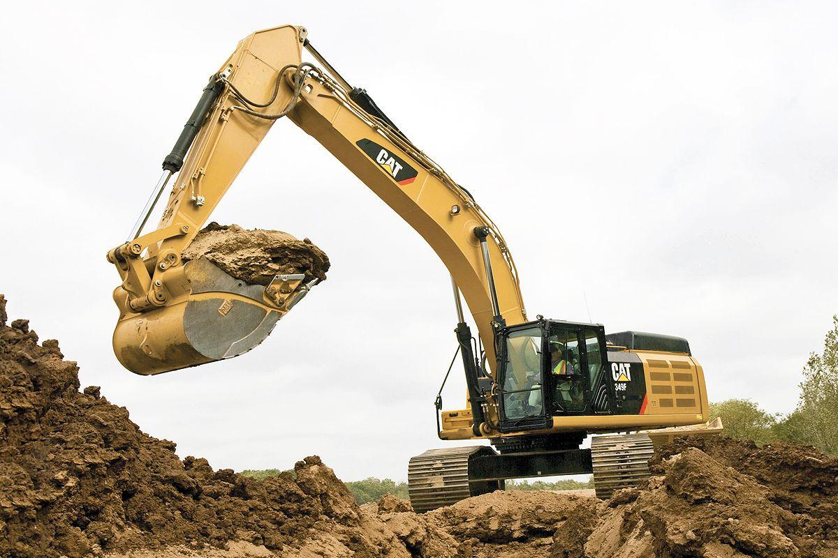 Cat 349F Hydraulic Excavator