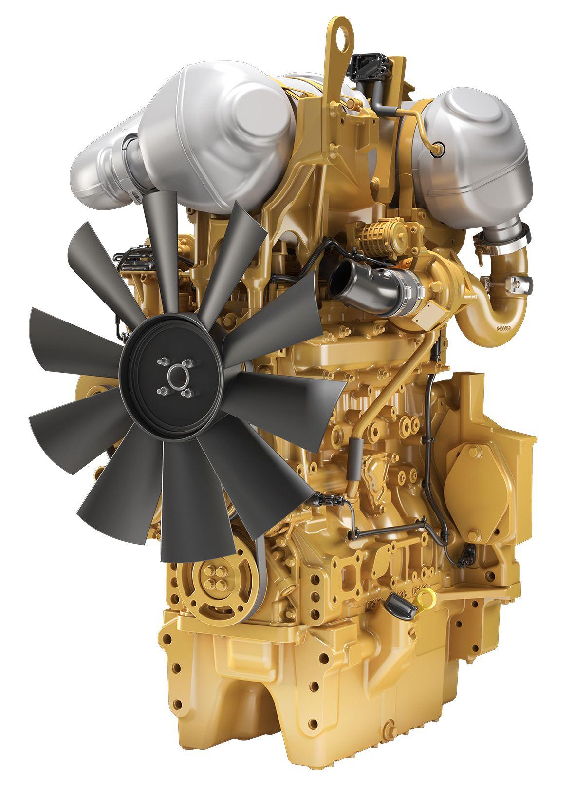 C3.6 for Tractors 100 kW