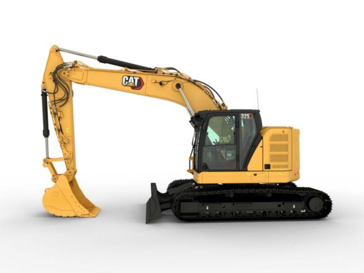 Excavators - 325