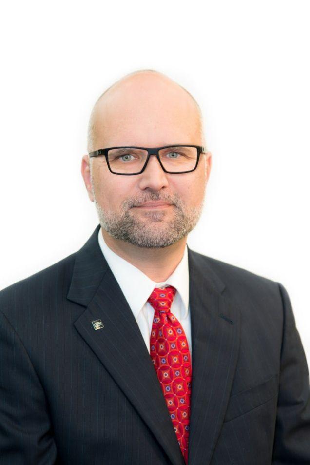 Jim Shirvinski, Senior Vice President of Locomotive Engineering