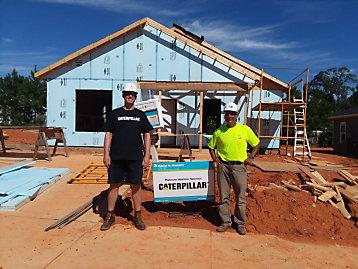 building neighborhoods
