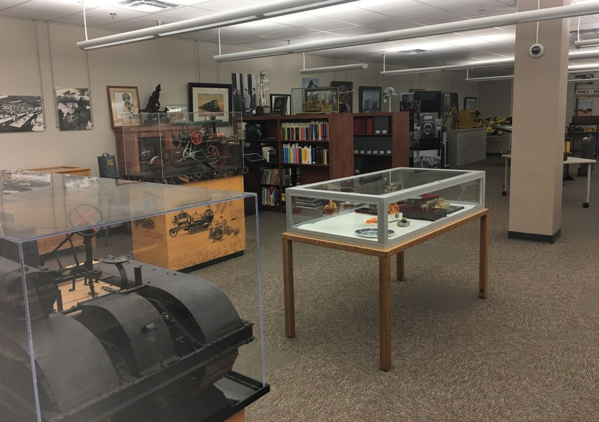 Corporate Archives Room