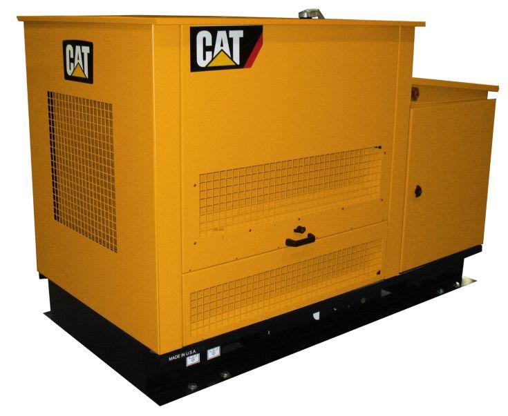 Generator Set Enclosures - WP and SA Enclosures D40-2LC to D60-4LC