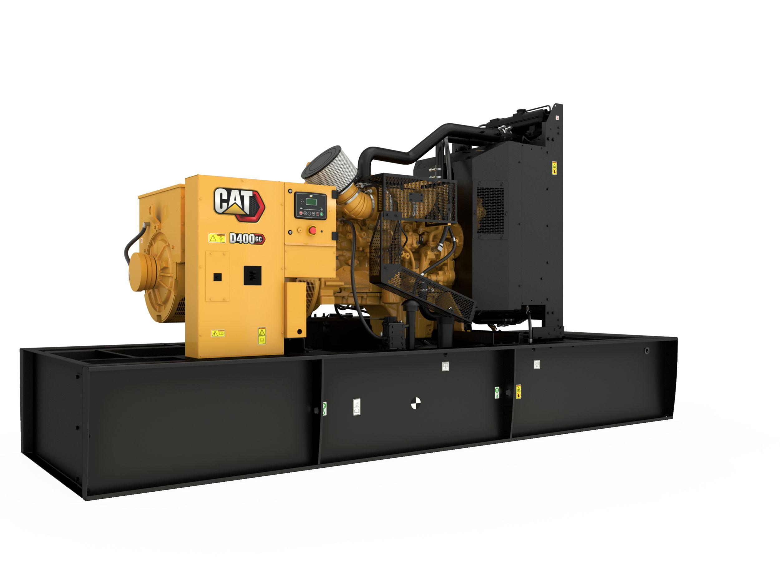 D350 GC/D400 GC (60 Hz) Generator Set