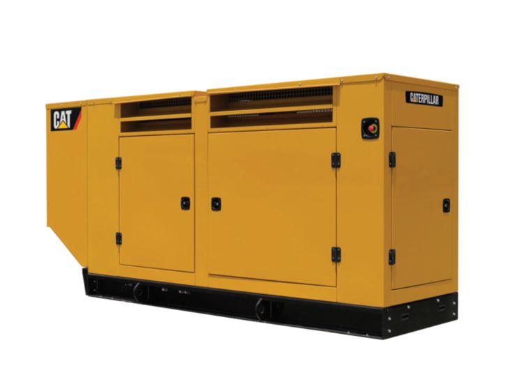 Generator Set Enclosures - WP and SAE D40-6 to D200-2 US