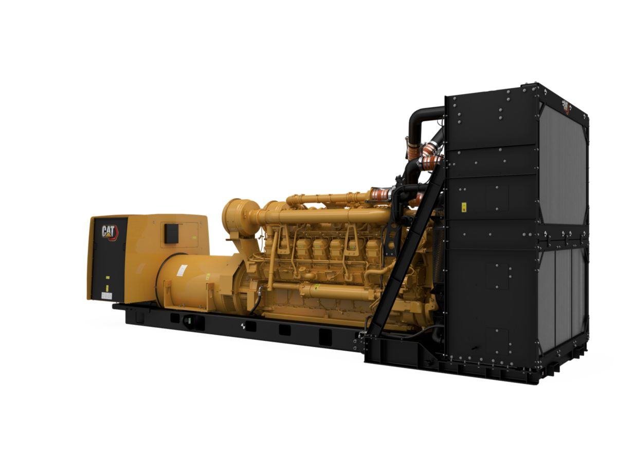 3516C Package Genset