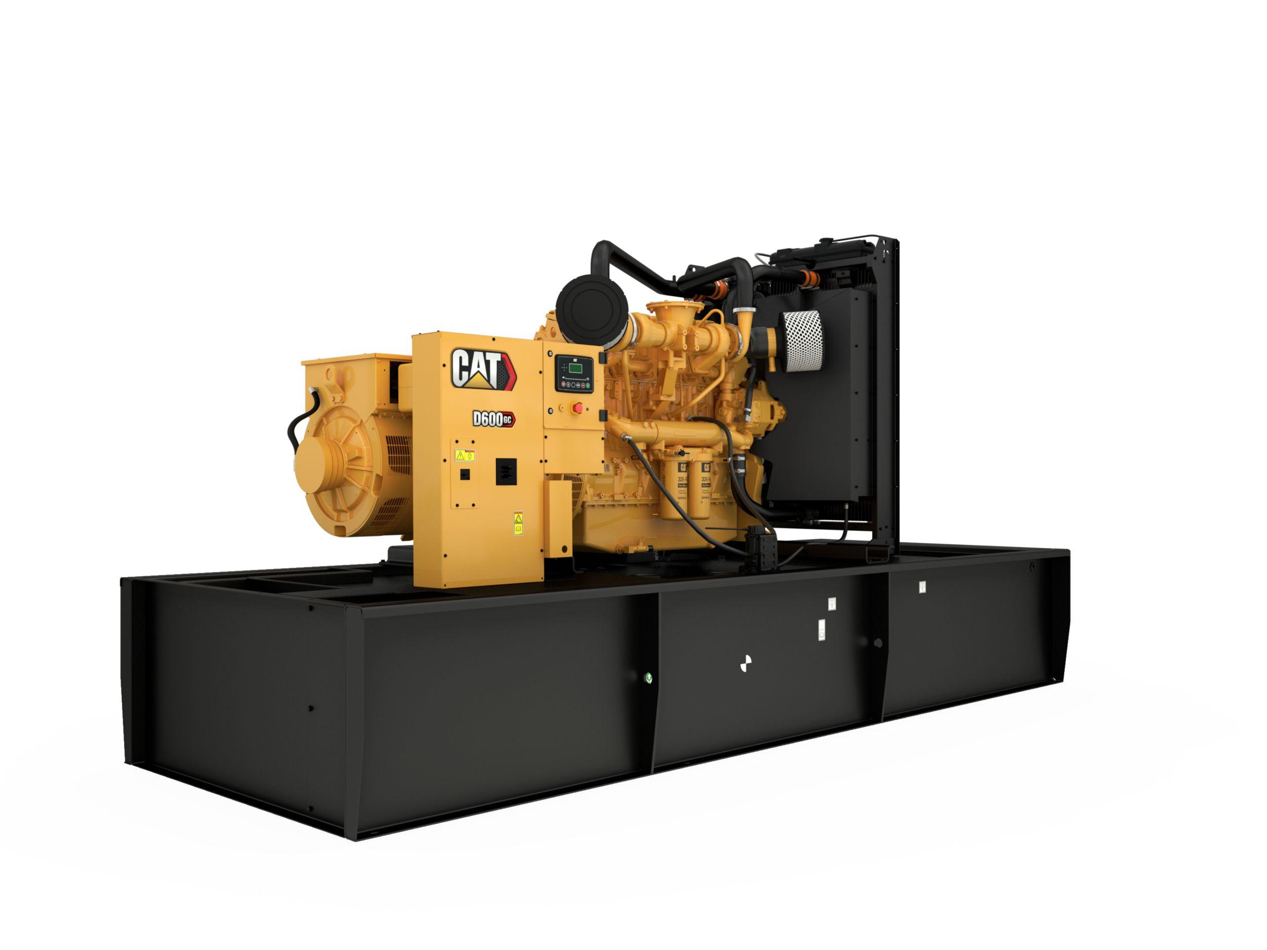D600 GC (60 Hz) Generator Set